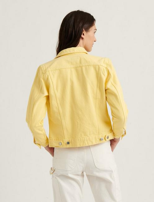 TOMBOY TRUCKER, MELLOW YELLOW