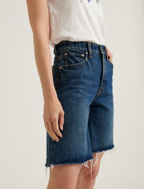 RELAXED BERMUDA JEAN SHORT, ENDLESS CT