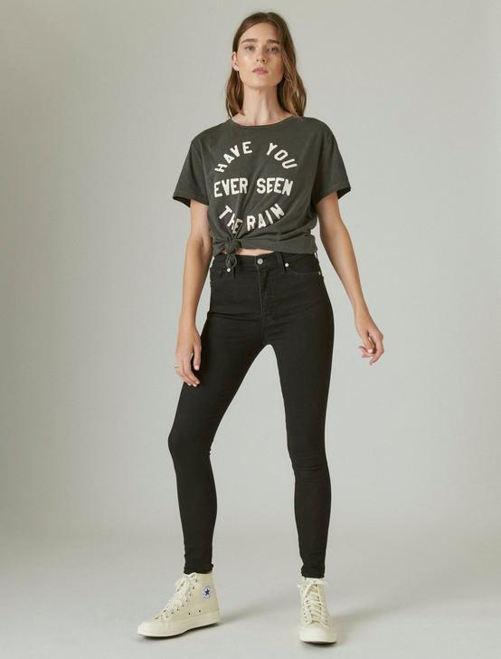 UNI FIT HIGH RISE SKINNY JEAN, UNIVERSAL MIDNIGHT, productTileDesktop