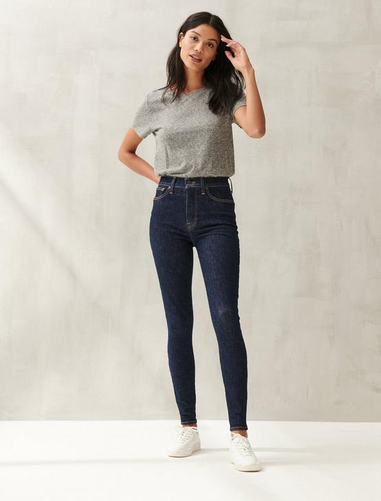 UNI FIT HIGH RISE SKINNY JEAN, ALL EMBRACING, productTileDesktop