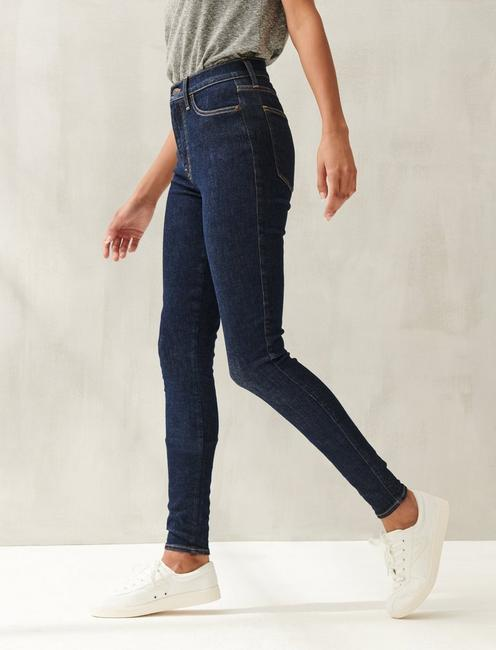 UNI FIT HIGH RISE SKINNY JEAN, ALL EMBRACING