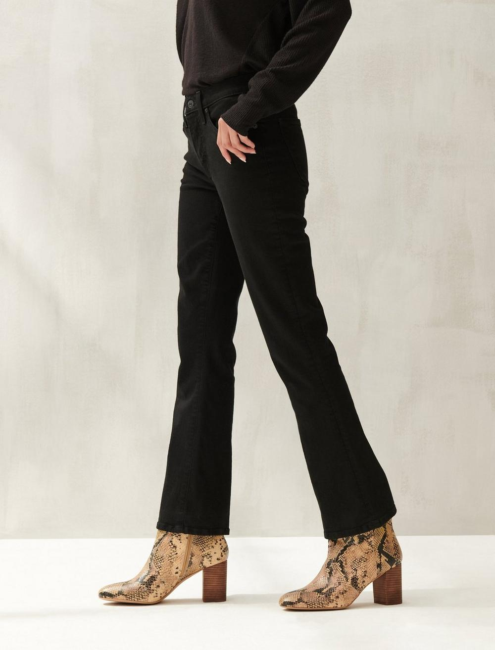 MID RISE AVA BOOT JEAN, image 2