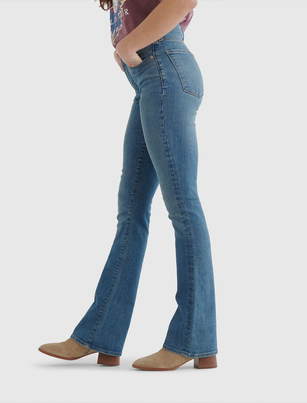 HIGH RISE BIANCA BOOT JEAN, image 4