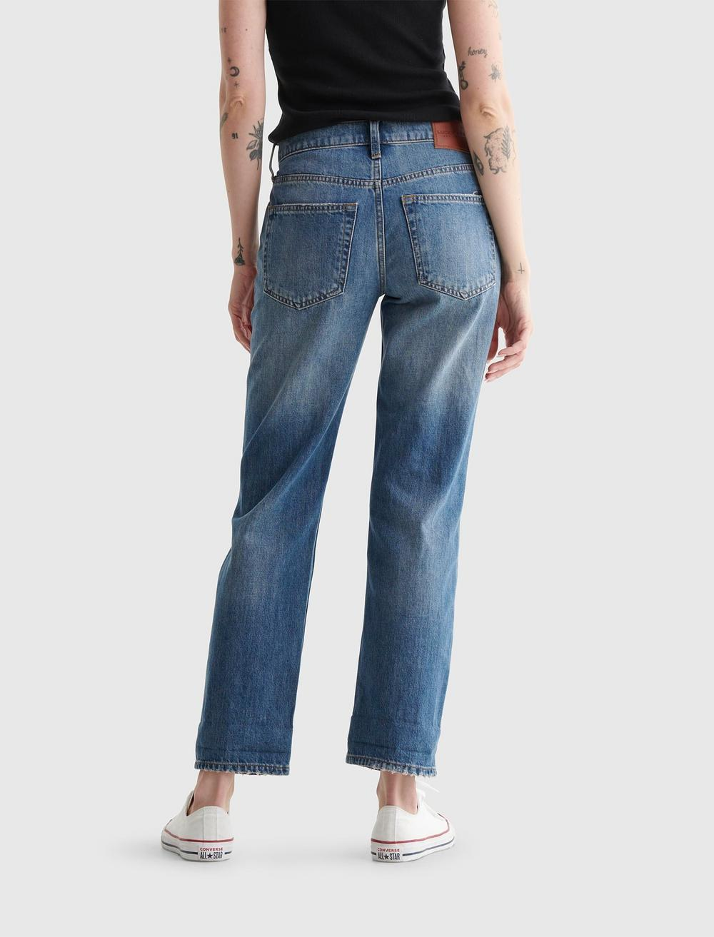 THE MID RISE BOY JEAN, image 5