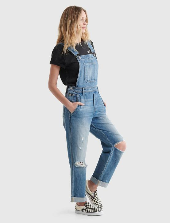 DENIM BOYFRIEND OVERALL, , productTileDesktop