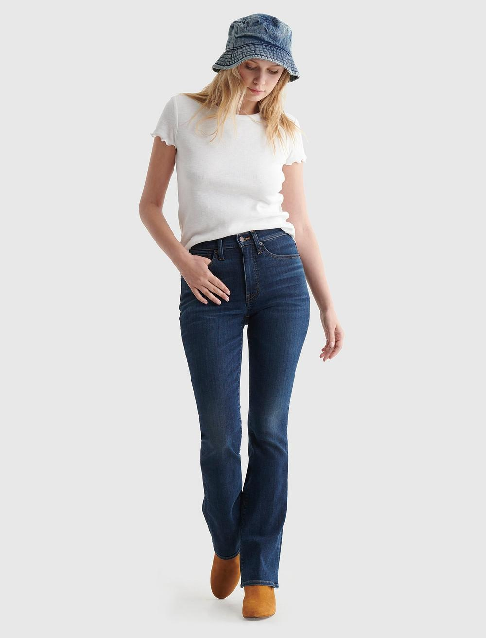 HIGH RISE BIANCA BOOT JEAN, image 1