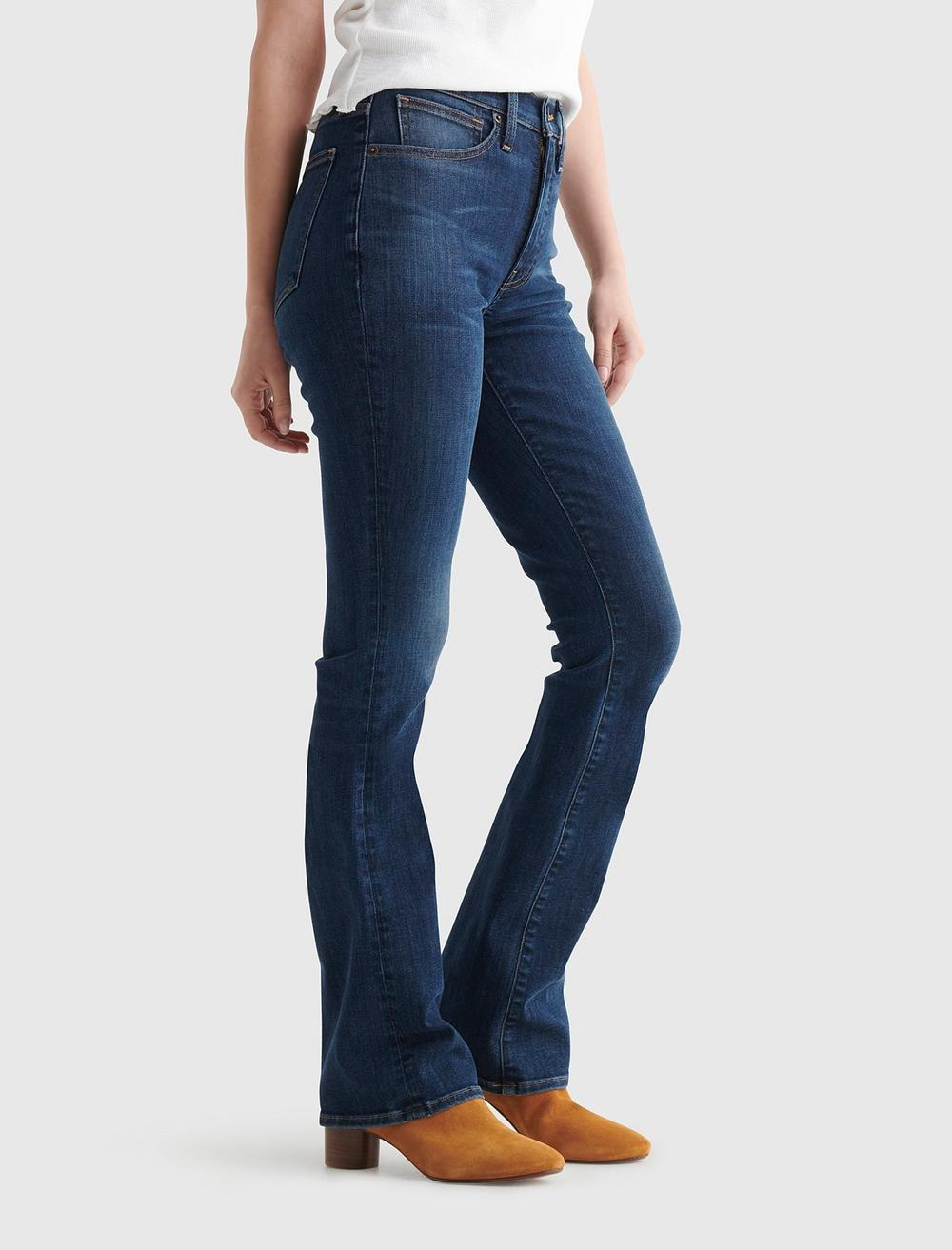 HIGH RISE BIANCA BOOT JEAN, image 3