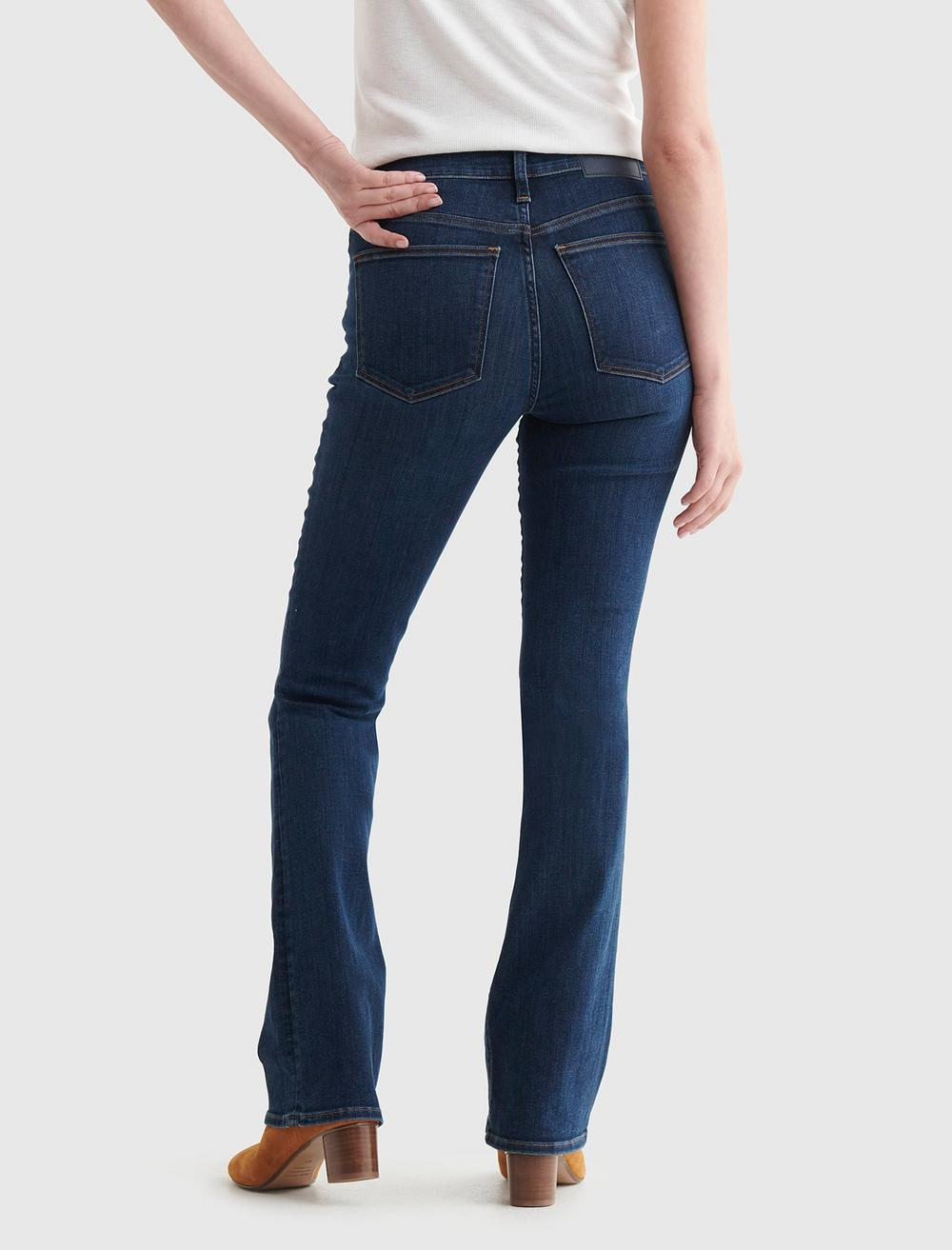 HIGH RISE BIANCA BOOT JEAN, image 5