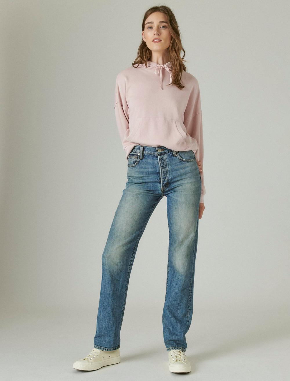 HIGH RISE 90's JEAN, image 1