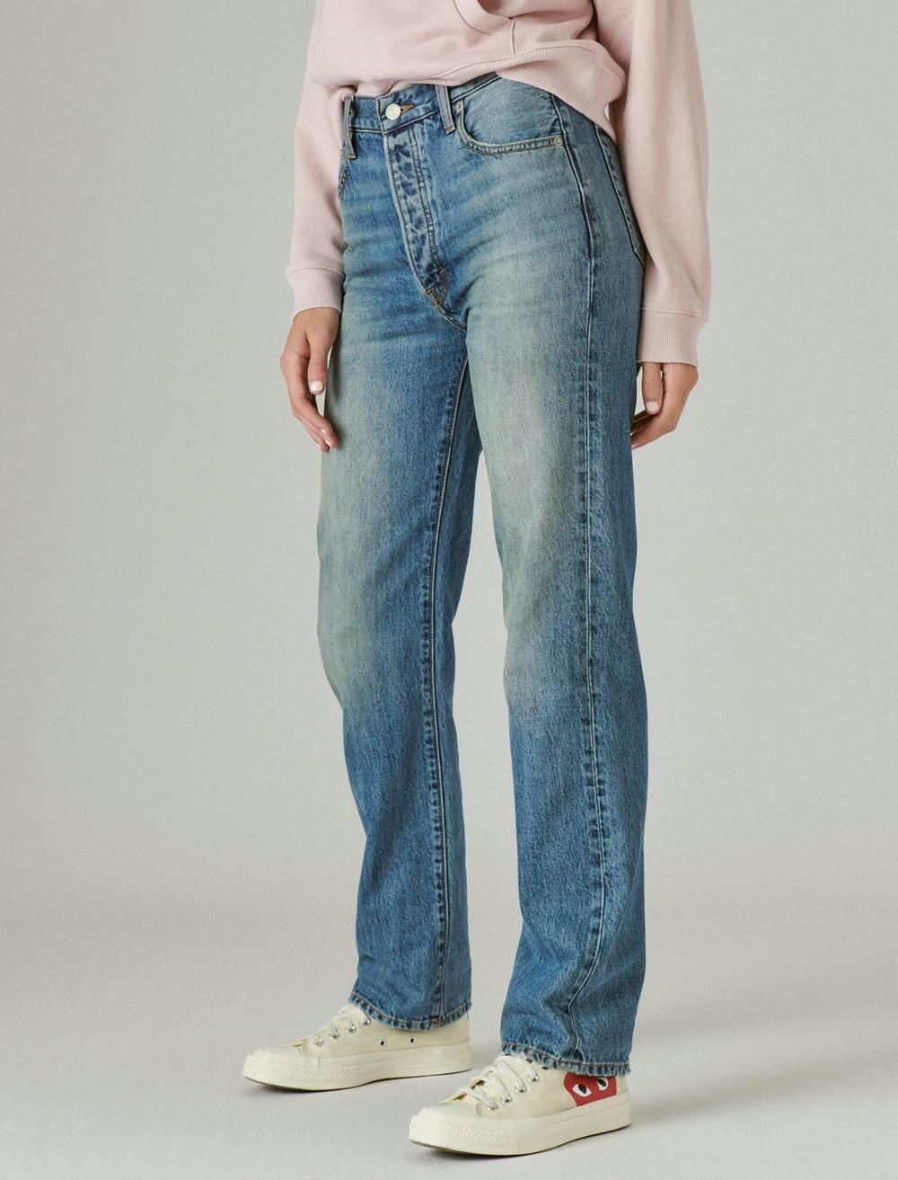 HIGH RISE 90's JEAN, image 5