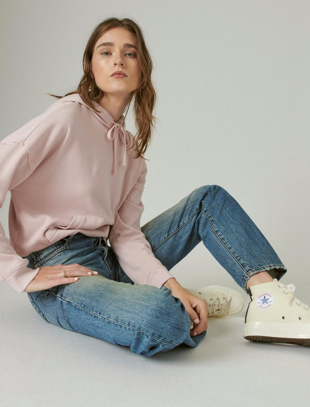 HIGH RISE 90's JEAN, image 7