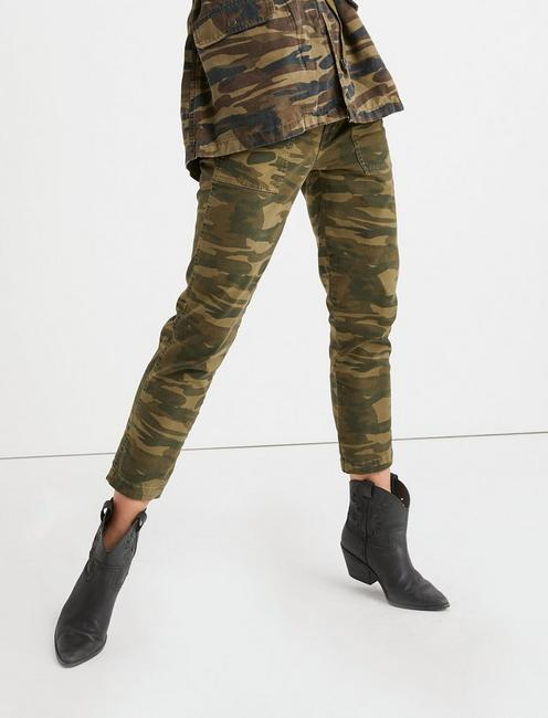 62b568e9f54d6 Womens Camo Clothing | Lucky Brand