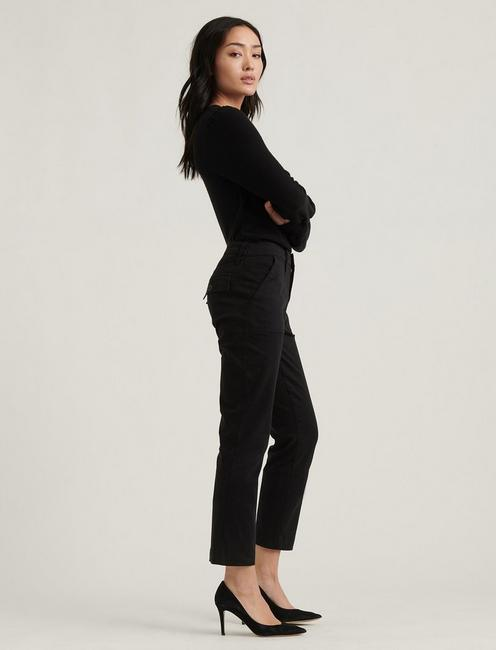 UTILITY STRAIGHT PANT, 001 LUCKY BLACK