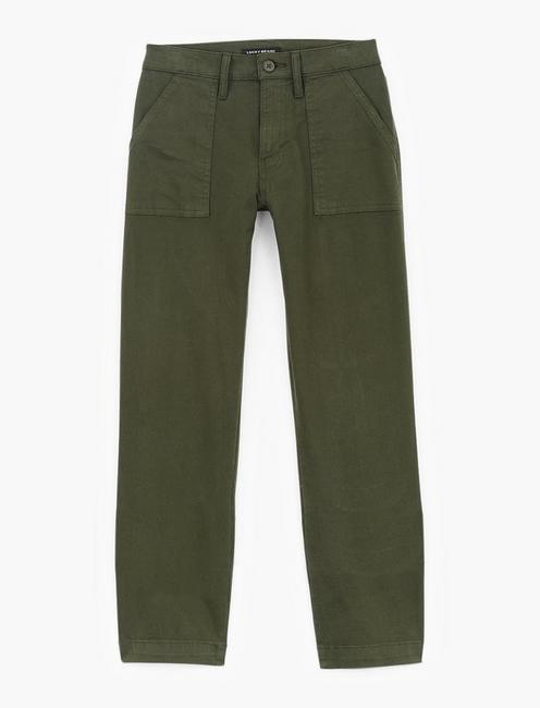 UTILITY STRAIGHT PANT, ROSIN