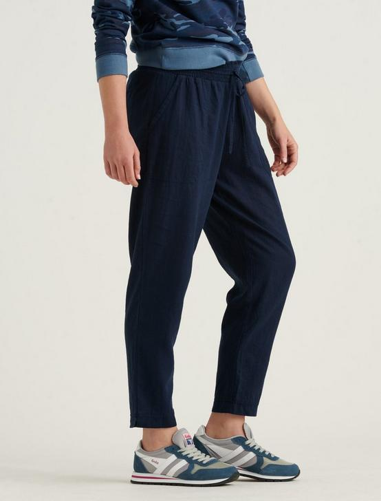 TEIGEN PANTS, AMERICAN NAVY, productTileDesktop