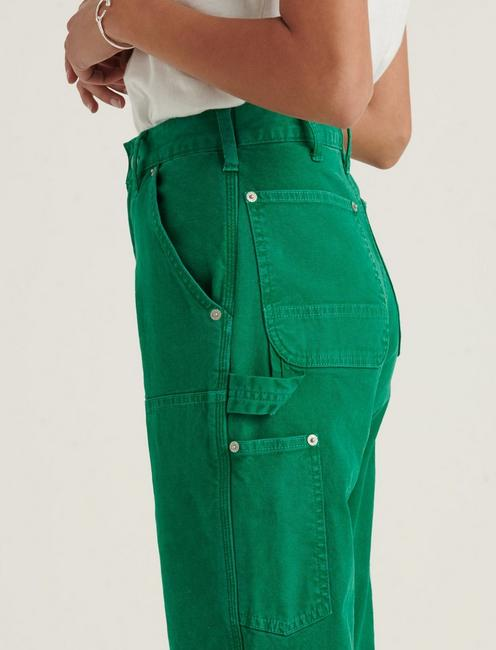 CARPENTER CARGO PANT, ULTRAMARINE GREEN