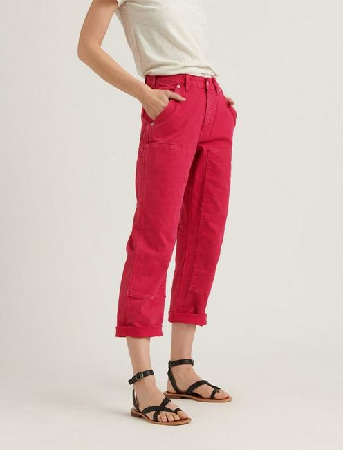 CARPENTER CARGO PANT, CHERRIES JUBILEE