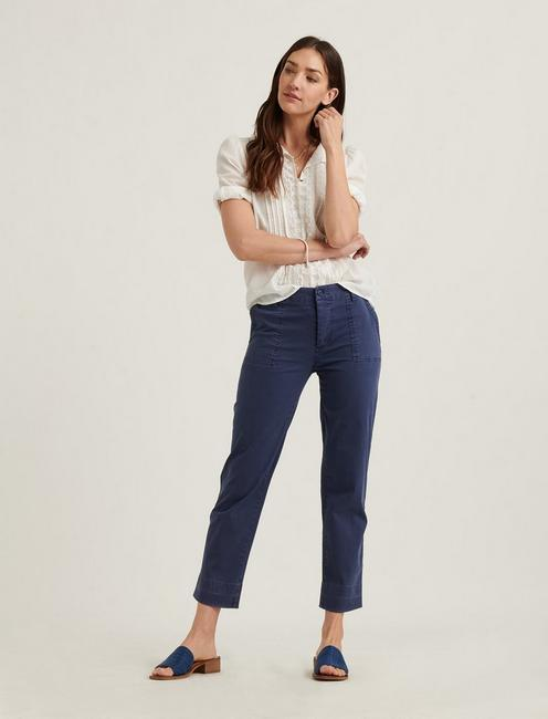 MID RISE UTILITY STRAIGHT PANT,