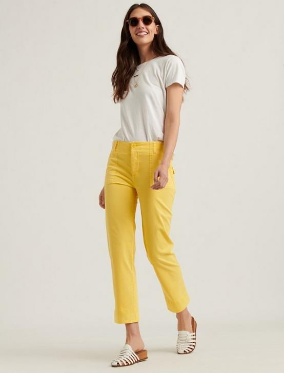 MID RISE UTILITY STRAIGHT, EMPIRE YELLOW, productTileDesktop