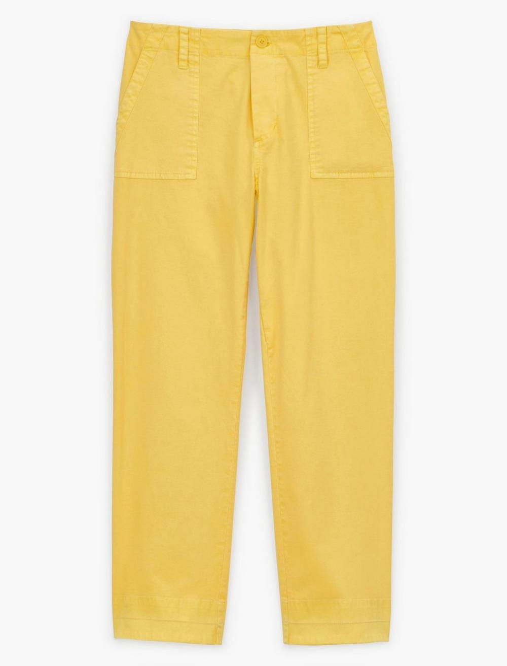 MID RISE UTILITY STRAIGHT PANT, image 6