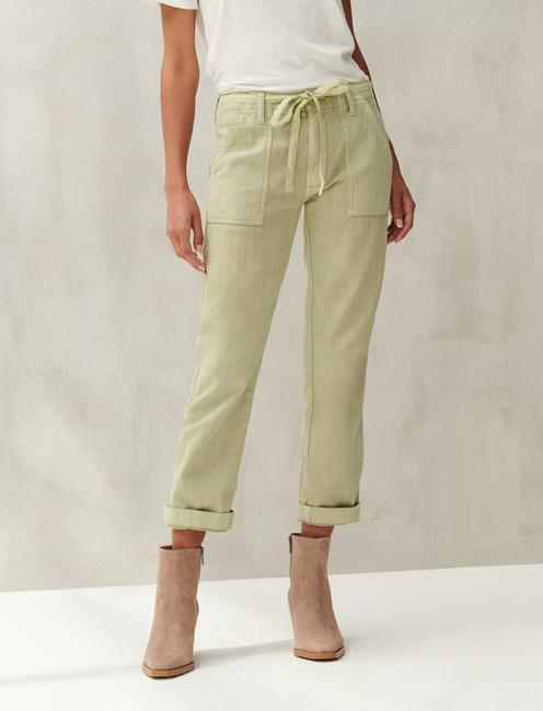 MID RISE UTILITY STRAIGHT, DESERT SAGE