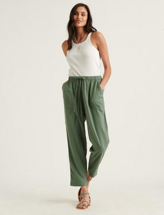 TEIGEN PANT, LAUREL WREATH, productTileDesktop
