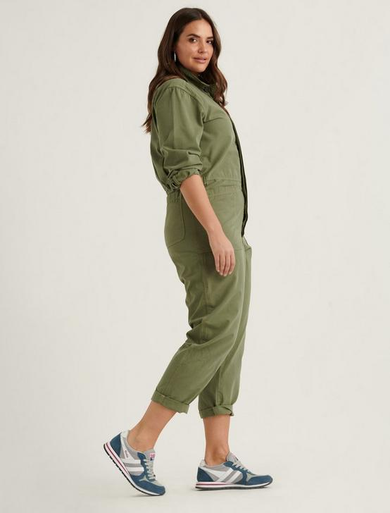 SURPLUS JUMPSUIT, ROMAINE GREEN, productTileDesktop