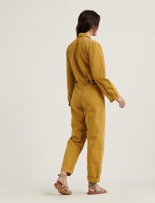 SURPLUS JUMPSUIT, BRONZE MIST