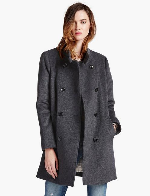 detailed pictures performance sportswear popular design Wool Peacoat   Lucky Brand