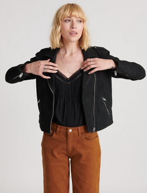 Moto Jacket by Lucky Brand