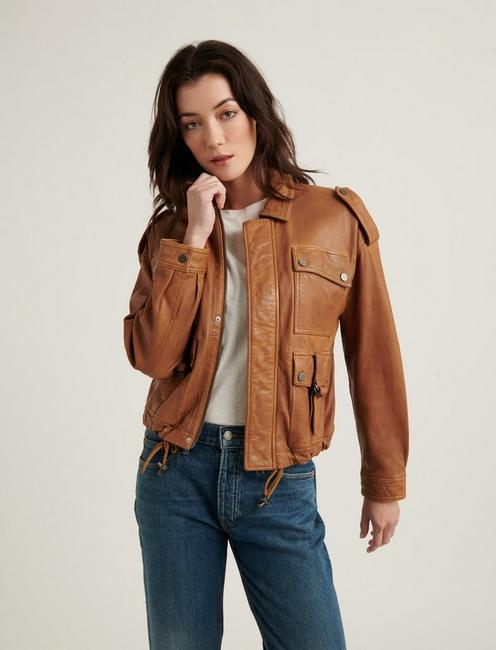 RELAXED INDIE JACKET,