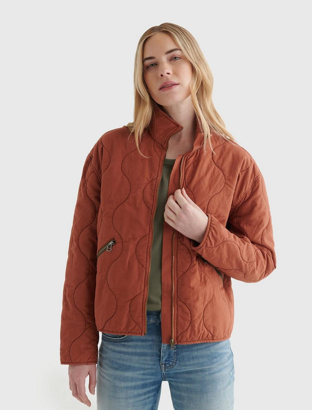 CARRY ON QUILTED JACKET, image 1