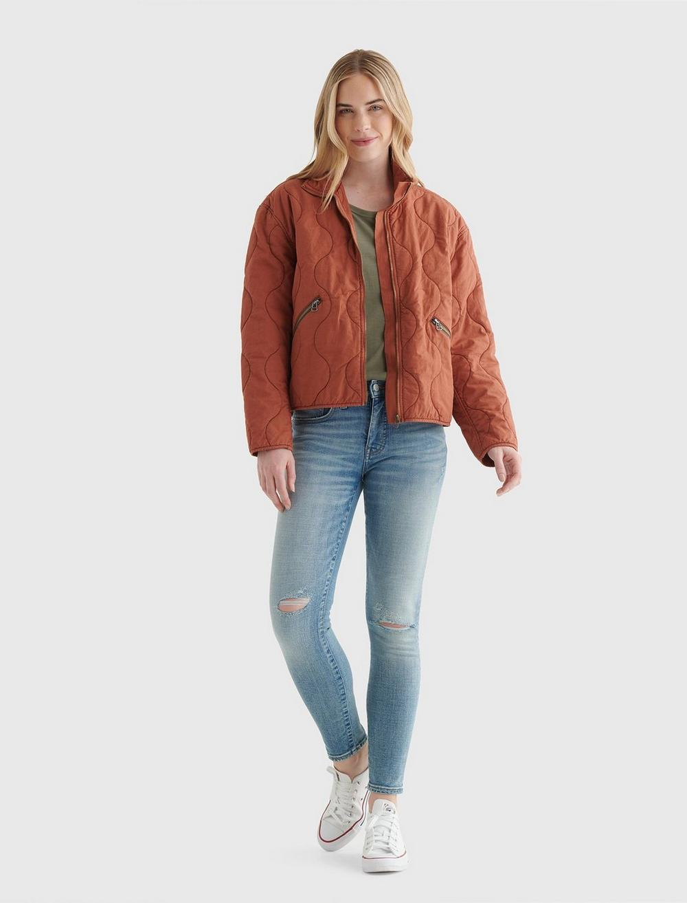 CARRY ON QUILTED JACKET, image 2