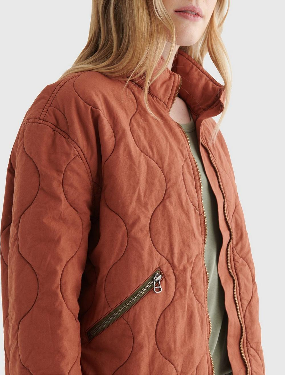 CARRY ON QUILTED JACKET, image 4