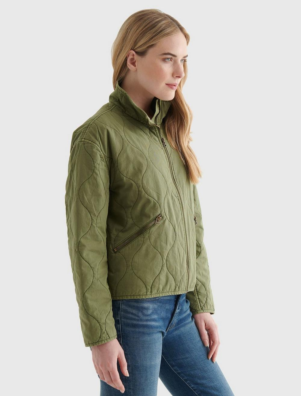 CARRY ON QUILTED JACKET, image 3