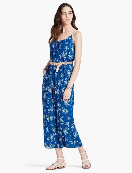 VIBRANT BLUE MAXI DRESS, BLUE MULTI, productTileDesktop