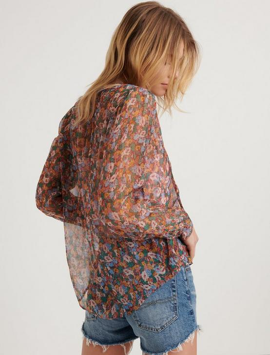 DITSY FLORAL POPOVER PEASANT, MULTI, productTileDesktop