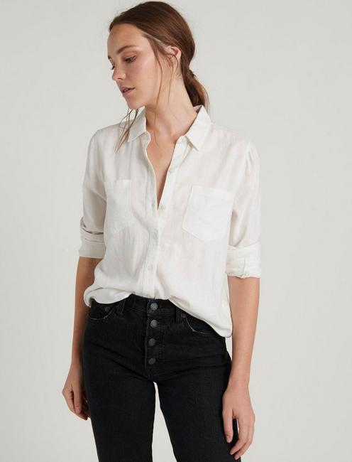 ASHLEY BUTTON DOWN SHIRT,