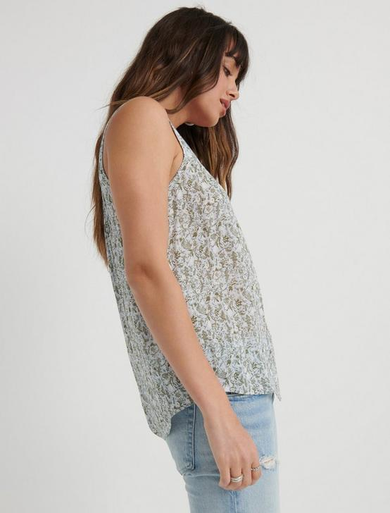 DITSY PRINT TANK, GREY MULTI, productTileDesktop