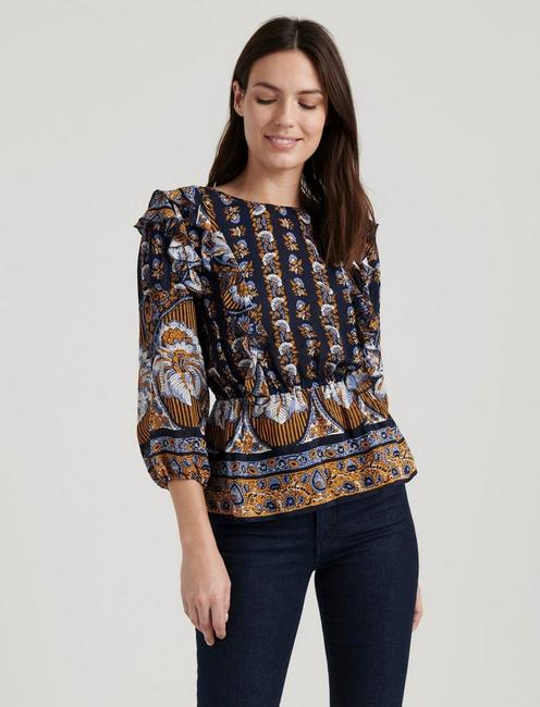 Nanette Top by Lucky Brand
