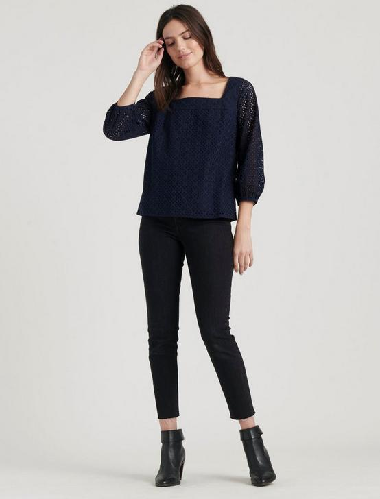 LIANE TOP, AMERICAN NAVY, productTileDesktop