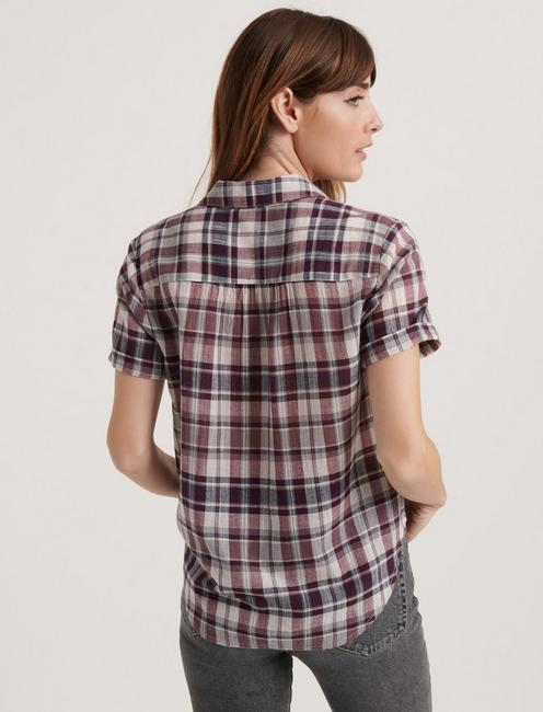AVERY SHORT SLEEVE SHIRT, MULTI