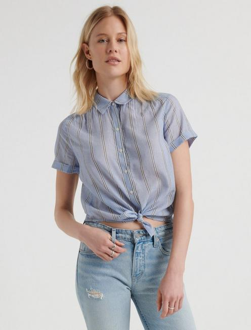 Avery Short Sleeve Shirt