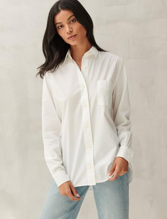 RELAXED SHIRT, LUCKY WHITE, productTileDesktop