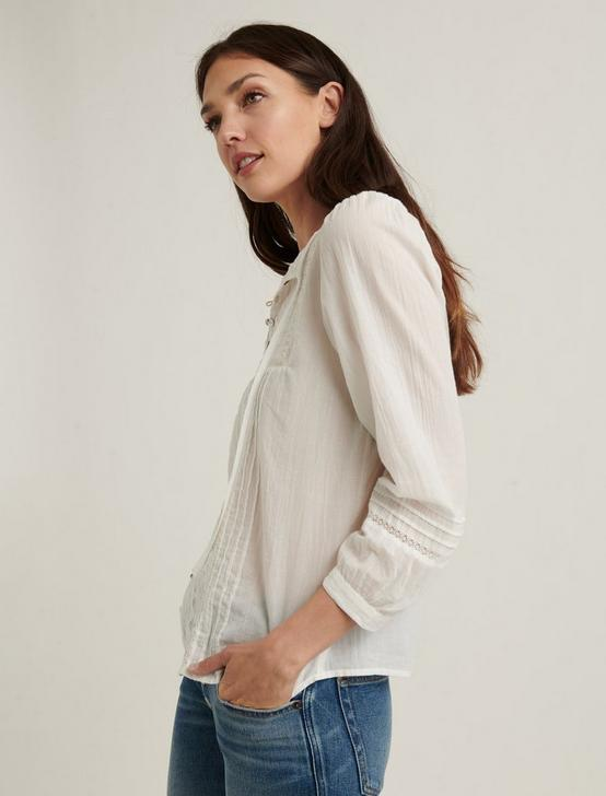 LILY EMBROIDERED POPOVER, LUCKY WHITE, productTileDesktop