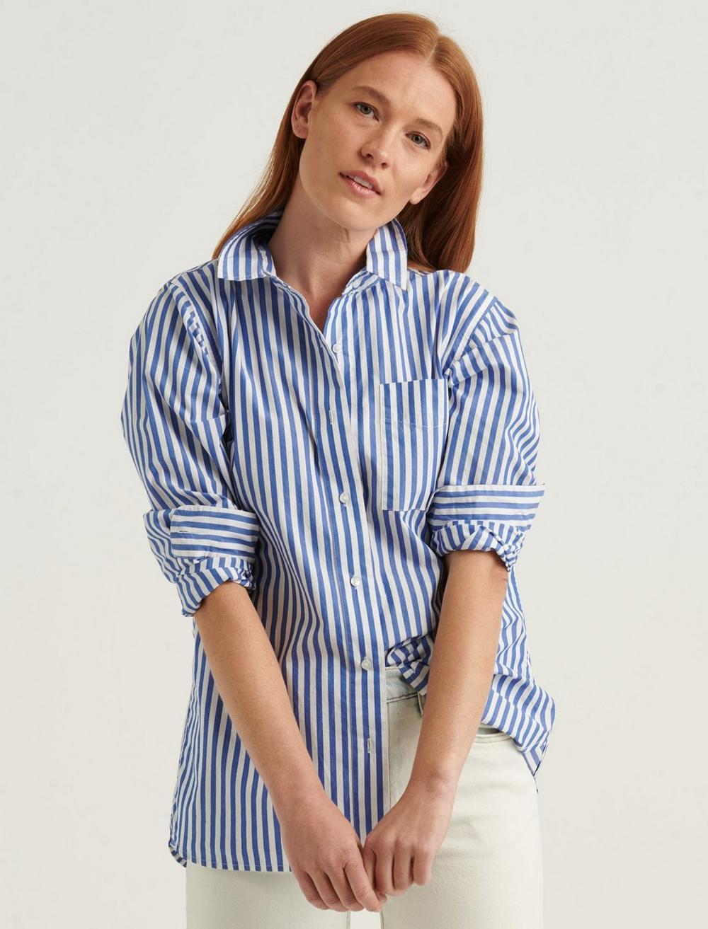 RELAXED SHIRT, image 1