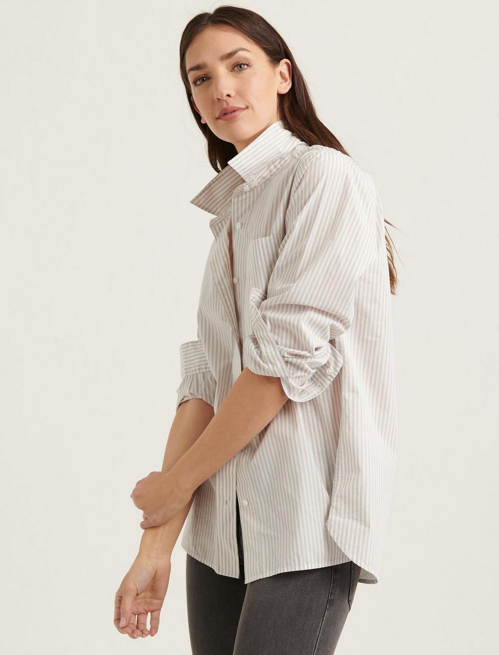 RELAXED SHIRT, image 3