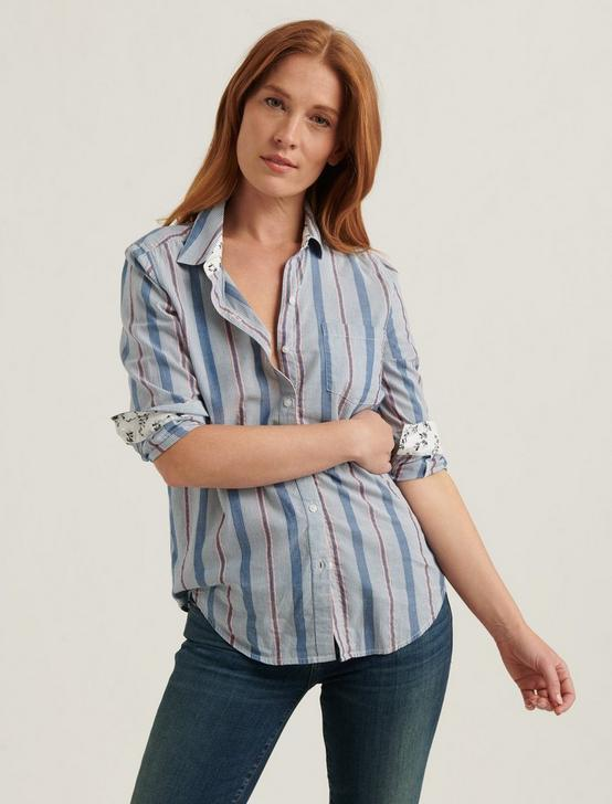 CLASSIC ONE POCKET SHIRT, MULTI, productTileDesktop