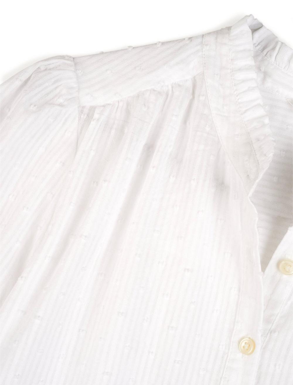 FEMININE POPOVER TOP, image 2