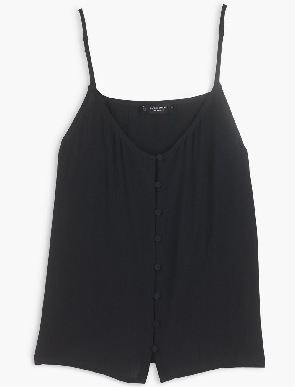 BUTTON FRONT CAMI, image 1